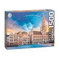 Puzzle Grow 1500 Peças Bruxelas