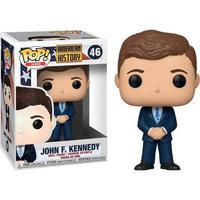 Boneco Funko Pop American History John F. Kennedy 46