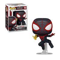 Boneco Funko Pop Marvel Spider-man Miles Morales Classic 765