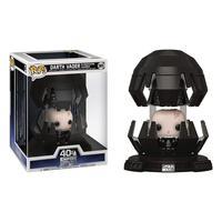 Boneco Funko Pop Star Wars Empire Darth Vader Meditation Chamber 365