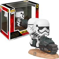 Boneco Funko Pop Star Wars First Order Tread Speeder First Order Tread Speeder 320