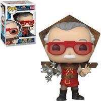 Boneco Funko Pop Thor Ragnarok Stan Lee 655
