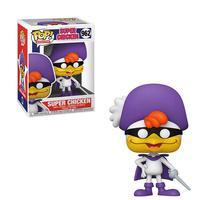 Boneco Funko Pop Super Chicken Super Chicken 962