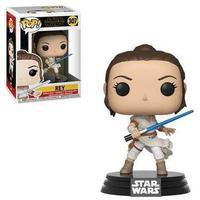 Boneco Funko Pop Star Wars Rise Of Skywalker Rey 307