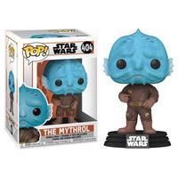 Boneco Funko Pop Star Wars Mandalorian The Mythrol 404