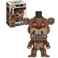 Boneco Funko Nightmare Freddy 111 - Five Nights