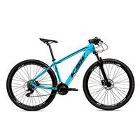 Bicicleta Alum 29 Ksw Shimano 27v A Disco Hidráulica Krw14 - 15.5'' - Azul/preto