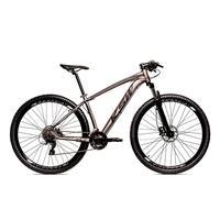 Bicicleta Alum 29 Ksw Cambios Gta 24 Vel A Disco Ltx Hidráulica - 17'' - Grafite/preto Fosco