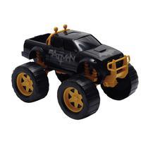 Veiculo Strong Truck - Liga Da Justiça - Roda Livre - Preto