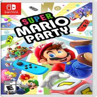 Super Mario Party - Switch