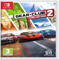 Gear Club Unlimited 2 - Switch