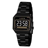 Relógio Lince Mdn4644l Pxpx Preto