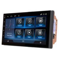 Multimídia Polo 2004 2005 2006 2007 2008 2009 2010 2011 2012 Tela 7´´ Android 9.0 Gps Câmera De Ré E Frontal Sem Tv 2gb Aikon