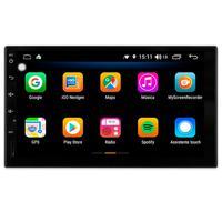 Multimídia Versa 2013 2014 2015 2016 2017 2018 2019 Tela 7´´ Android 9.0 Gps Câmera De Ré E Frontal Tv Digital 2gb Aikon