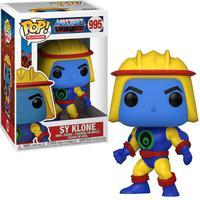 Boneco Funko Pop Tv Masters Of The Universe Sy Klone 995
