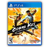 Cobra Kai: The Karate Saga Continues  - Ps4