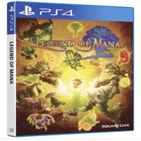 Legend Of Mana Remastered  - Ps4