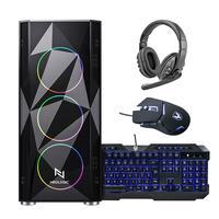 Kit - Pc Gamer Neologic -  Nli82751 Amd Ryzen 5 5600G 8GB (radeon Vega 7 Integrado) SSD 120GB