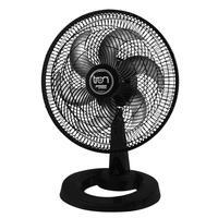 Ventilador Médio Maggie Preto Oscilante 220v