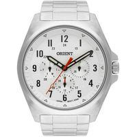 Relógio Orient Masculino Sport Prata Mbssm086-s2sx