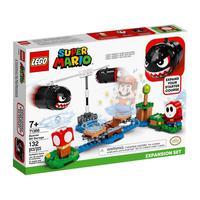 Lego Super Mario - Bombardeio De Bill Balanços Expansão - 132 Peças - 71366