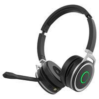 Fone De Ouvido Sem Fio Headset Bluetooth Profissional Whs 80 Bt Intelbras