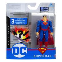 Dc - Figuras De 10 Cm - 2189 Sunny Brinquedos Superman