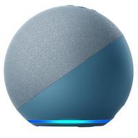 Smart Speaker Amazon Com Alexa, Echo Quarta Geração - Azul
