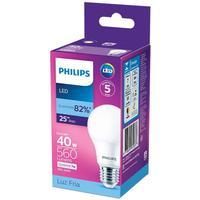 Lâmpada Led Philips 7w Bivolt Luz Branca Fria 6500k Base E27