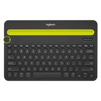 Teclado Logitech Multi-device Bluetooth, 920-006348, K480