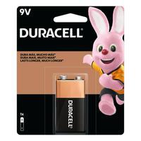Pilha Alcalina Bateria Duracell Mn1604 9v 1un
