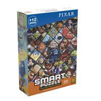 Quebra Cabeça 655 Peças Smart Puzzle - Pixar