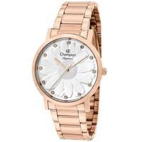 Relógio Feminino Champion Casual Cn25878z - Rosê