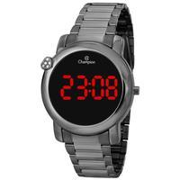 Relógio Feminino Champion Digital Ch48064c - Grafite