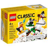 Lego Classic - Blocos Brancos Criativos - 11012