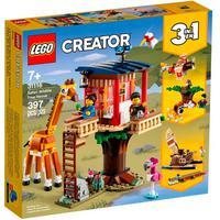 Lego Creator 3 Em 1 - Safari Casa Na Árvore - 31116