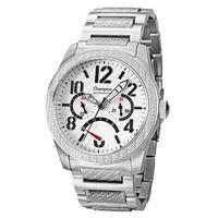 Relógio Masculino Champion Ca30865q - Prata