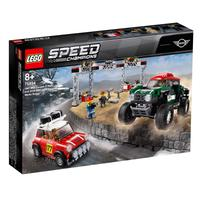 Lego Speed Champions - 1967 Mini Cooper S Rally E 2018 Mini John Cooper Works Buggy - 75894