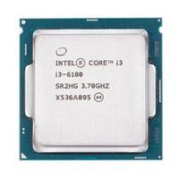 Processador Intel I3-6100, 3.70ghz, 3mb Cache, Fclga1151 - OEM