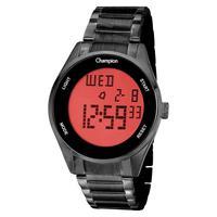 Relógio Unissex Champion Ch40231d Digital - Preto