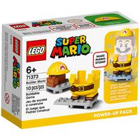 Lego Super Mario - Mario Construtor - Pacote Power Up - 71373