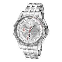 Relógio Masculino Magnum Analogico Ma32461q - Prata