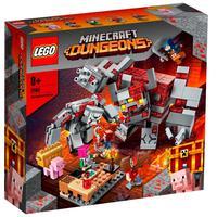 Lego Minecraft - A Batalha De Redstone - 21163