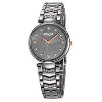 Relógio Feminino Seculus 13031lpsvsb2 - Grafite