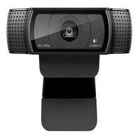 Web Cam Logitech C920 Full Hd 1080p Para Pc Notebook Skype