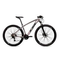 Bicicleta Aro 29 Ksw 21 Marchas Freios Hidraulico E K7 Cor: grafite/preto tamanho Do Quadro:21  - 21