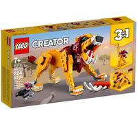 Lego Creator Leão Selvagem Ref.31112