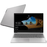 Notebook Lenovo Ultrafino Ideapad S145, Dual Core N4000, Memória 8GB, SSD 240GB, Windows 10