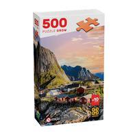 Puzzle 500 Peças Ilhas Lofoten