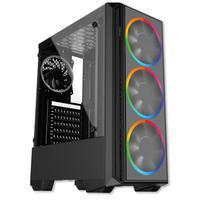 Pc Gamer Amd Athlon 3000g (placa De Vídeo Radeon Vega 3) 8gb Ddr4 Ssd 480gb 500w Skill Cool